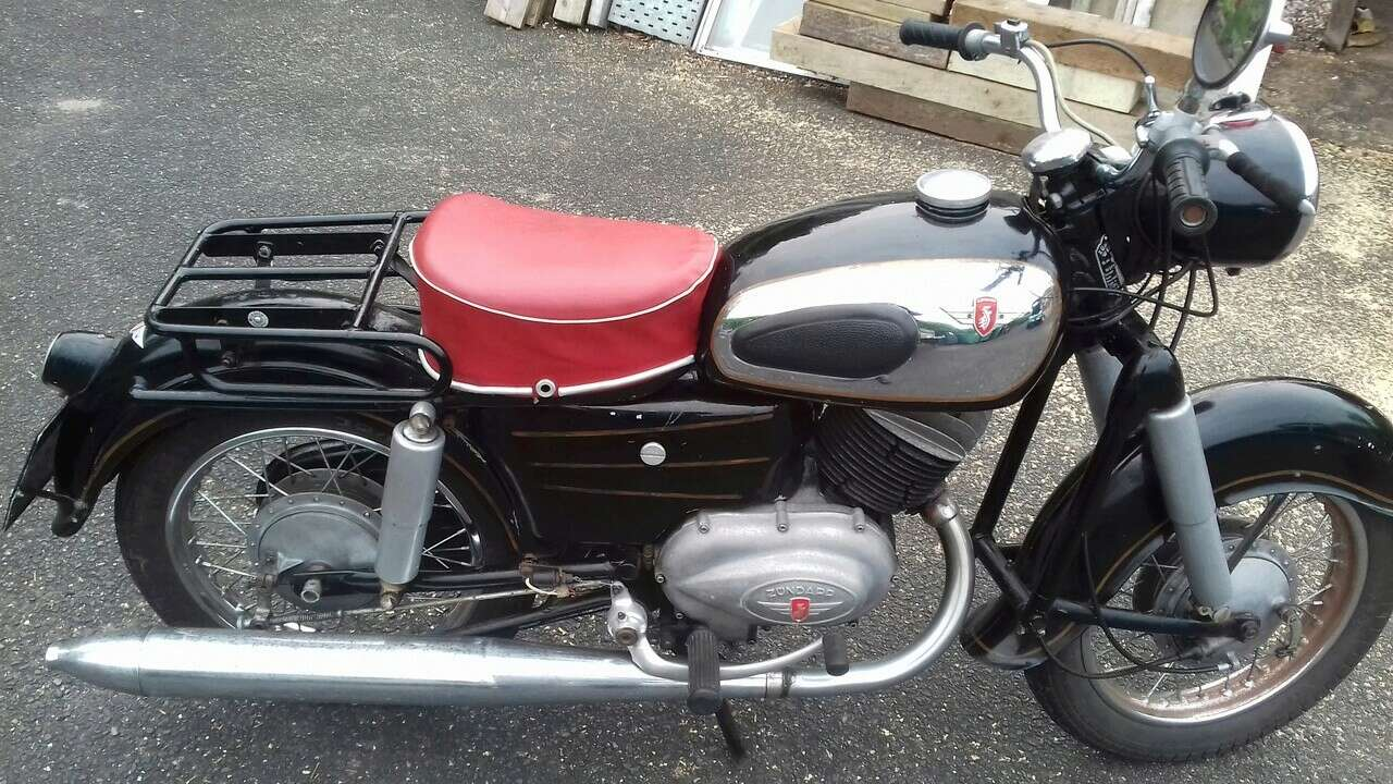 Vintage riding 20200910