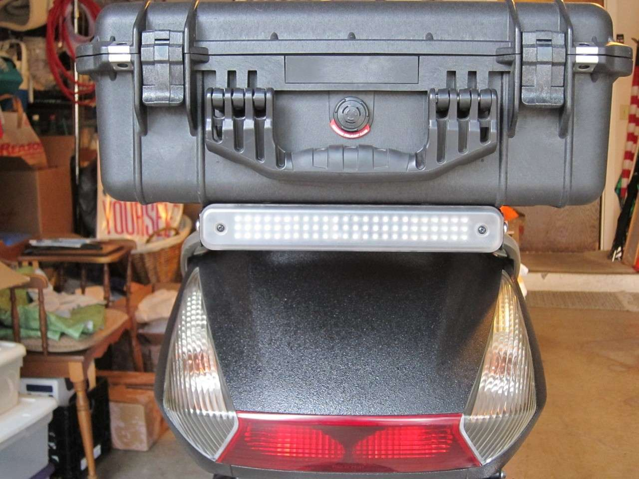 Question for those that installed the AdMore light bar.. Admore16